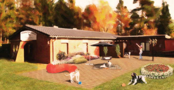 Das ERSTE Mehrgenerationen-Haus für Hunde